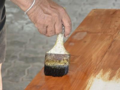 Holzlasur