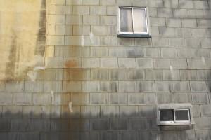 Korrosionsschutz Außenwand